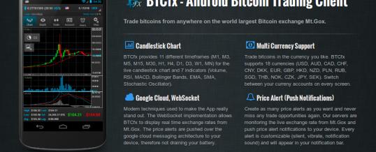 BTCfx – Bitcoin Trading Client